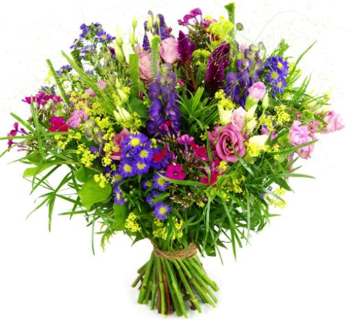 Bloemen bezorgen op elk gewenst adres