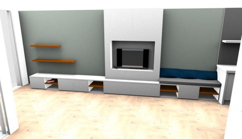 Kies voor op maat gemaakte meubels in huis