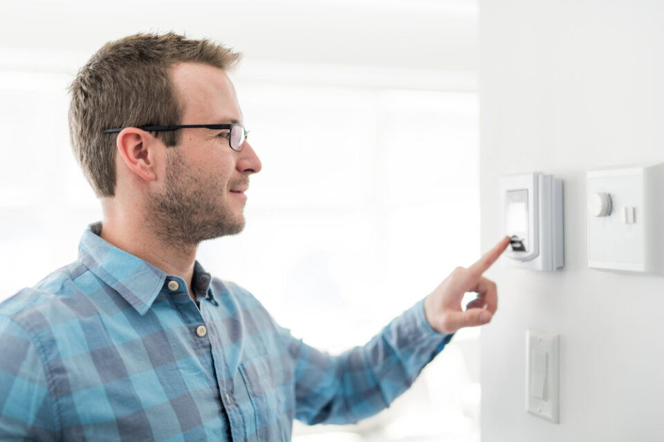 thermostaat voor intergas ketel